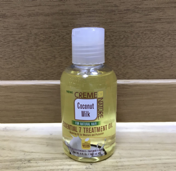 CREME OF NATURE ESSENTIAL 7 TREATMENT OIL - 118.3ml